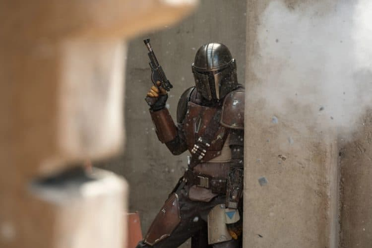 Disney plus day 1 list of shows to watch includes the mandalorian