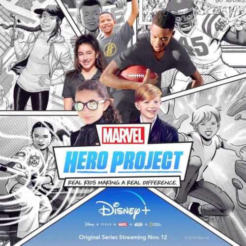Marvel Hero Project on Disney Plus Review