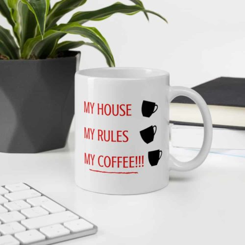 Knives Out Coffee Mug