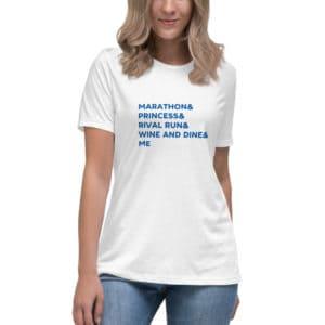 runDisney race names & me shirt