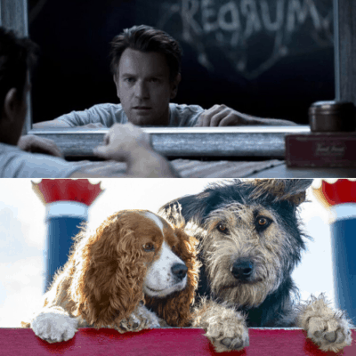 Monday Movie Minute: Lady and the Tramp & Doctor Sleep