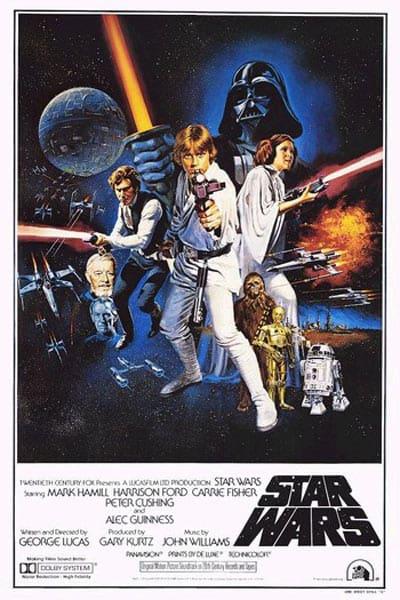 Official Star Wars Timeline: A New Hope Episode 4