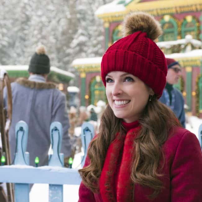 Noelle starring Anna Kendrick has some christmas song puns