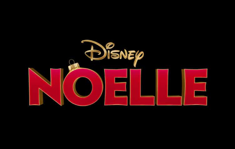 noelle logo on disney plus