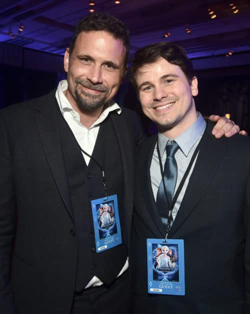 "World Premiere Of Disney's ""Frozen 2"" Jeremy Sisto and Jason Ritter"