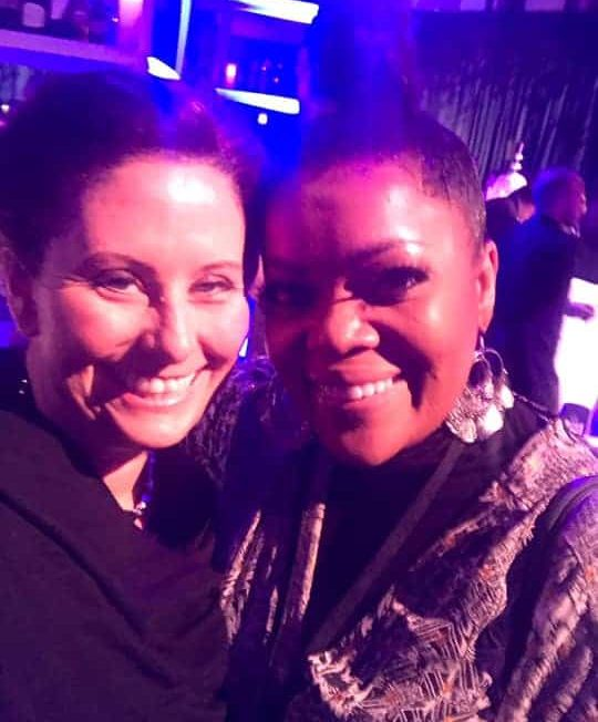 yvette nicole brown at frozen 2 red carpet premiere and afterparty
