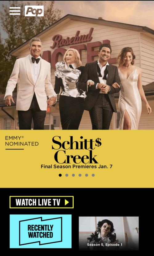how to watch schitts creek season 6