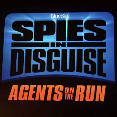Spies in Disguise: Agents on the Run Mobile Video Game Coming Soon!