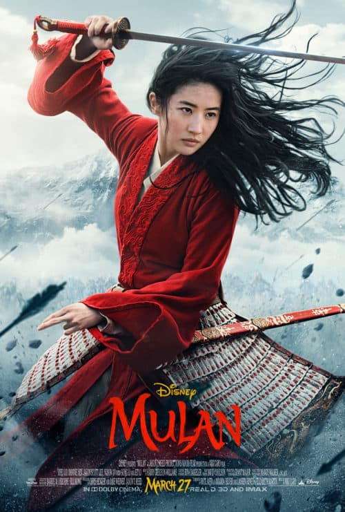 loyal brave and true of the best mulan live action movie
