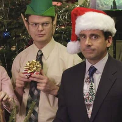 Party Like Michael Scott This Year: Best Quotes From The Office Christmas Episodes
