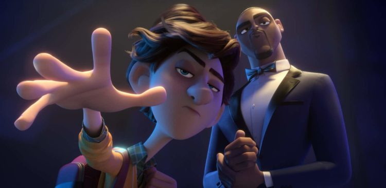 Spies in Disguise quotes from the movie