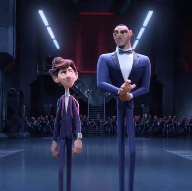 spies in disguise quotes from the movie trailer