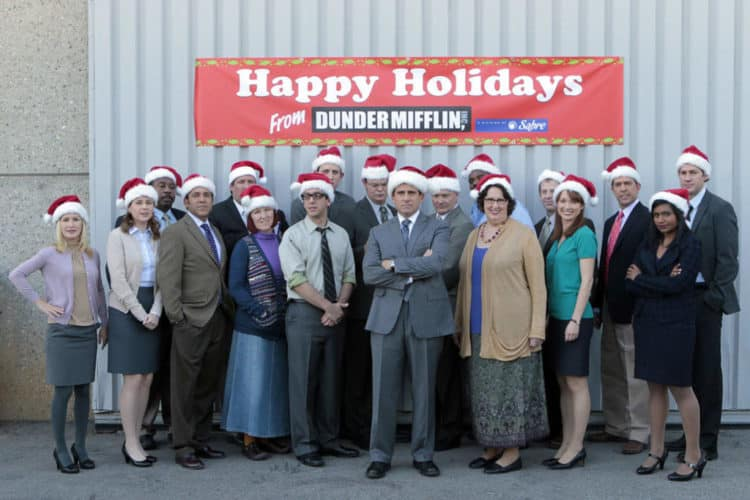 the office quotes from the christmas episodes