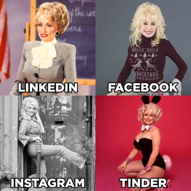 The Original Dolly Parton Challenge Meme
