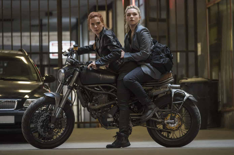 Scarlett Johansson as Black Widow/Natasha Romanoff and Florence Pugh as Yelena black widow movie quotes