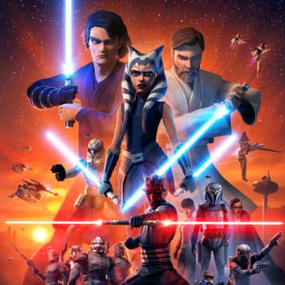 The Clones Wars Returns To Disney+ With Final Season (Trailer!)