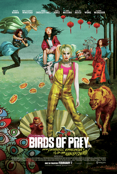 Is Birds of Prey safe for kids? Parent movie review