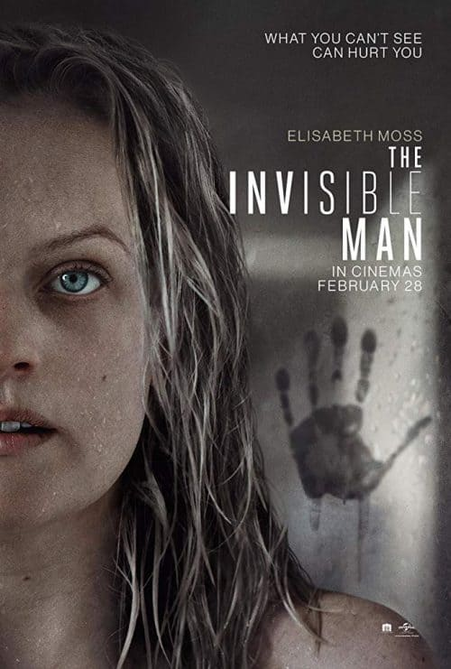 Is The Invisible Man safe for kids? Movie Poster