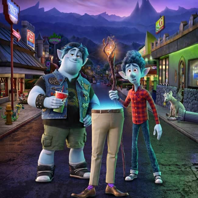 Disney Pixar Onward is it kid friendly? Find out if this is safe for kids