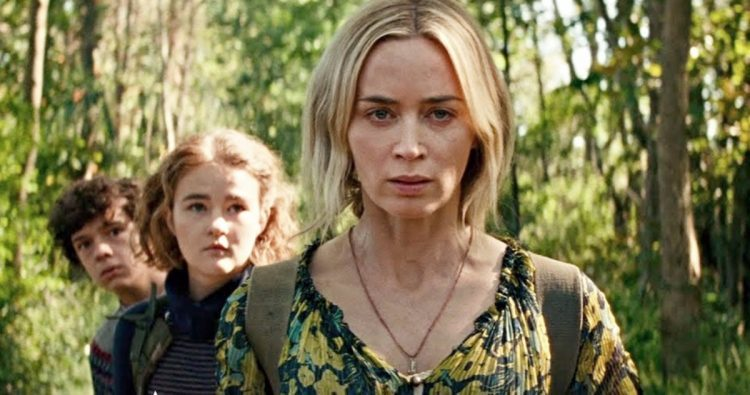A Quiet Place 2 on the list of movies delayed this spring