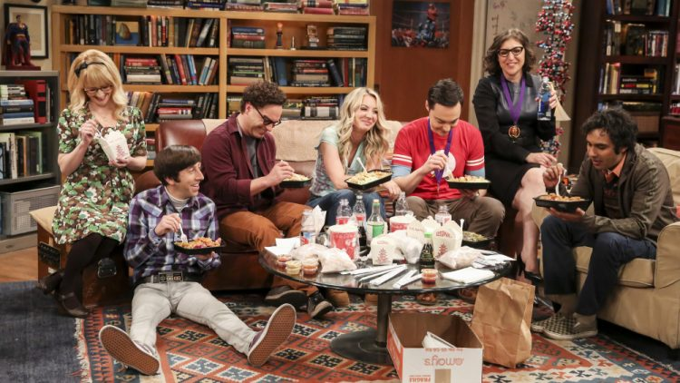 Big Bang Theory best tv theme song wash your hands for 20 seconds to
