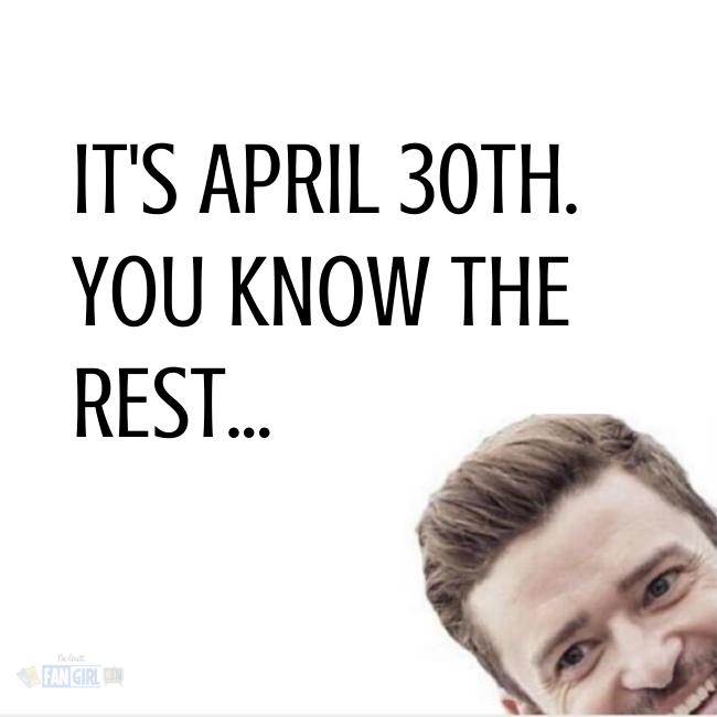 new its gonna be may memes justin timberlake