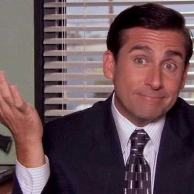 Michael Scott The Office virus Episode