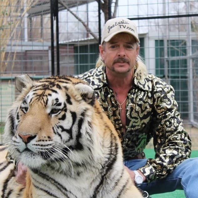 Joe Exotic and the Best Tiger King memes from Netflix