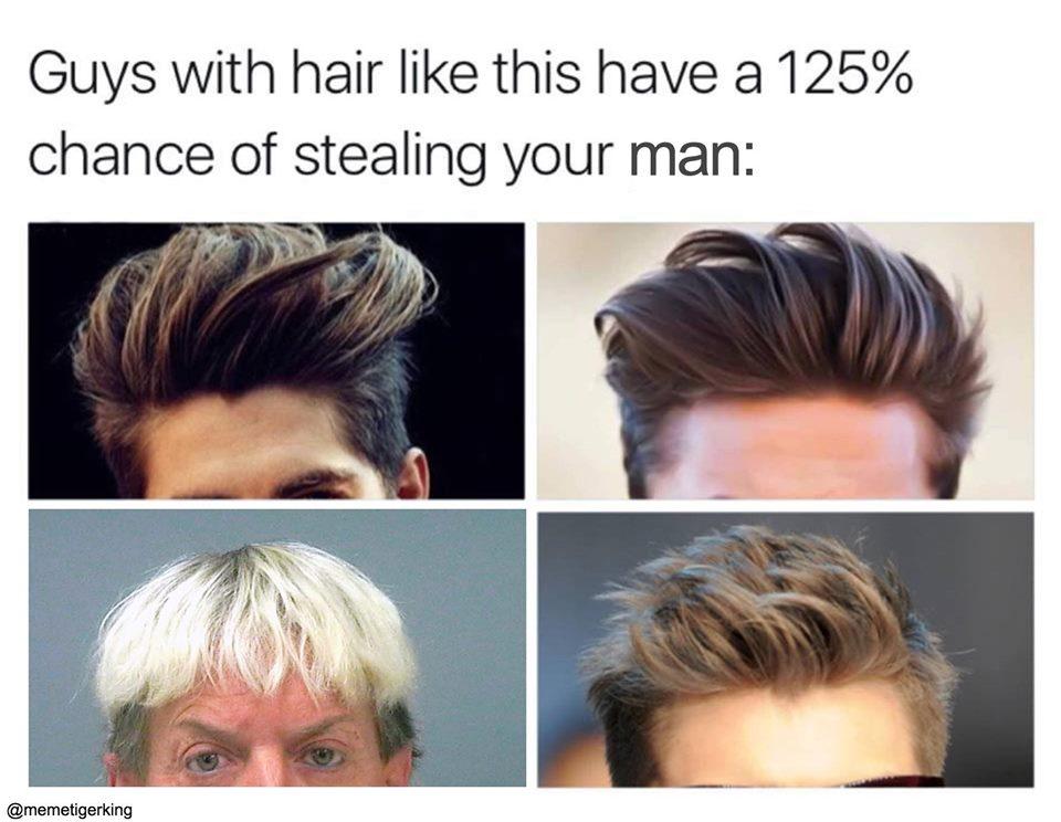 tiger king meme steal your man