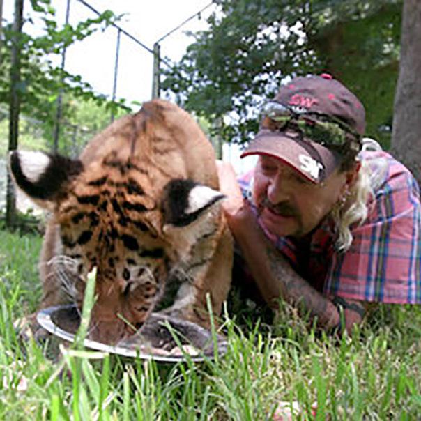 tiger king quotes cub and Joe