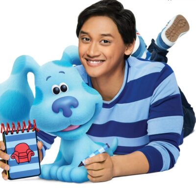 Mini-Fangirl Interviews Josh From Blue's Clues & You!