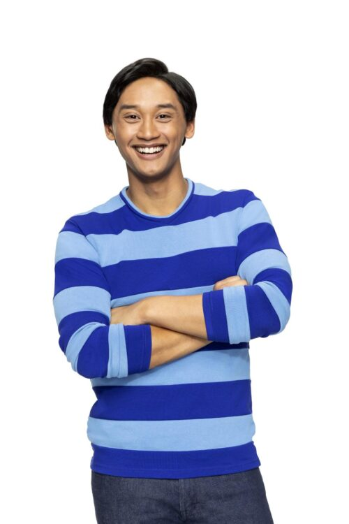Josh dela cruz from Blue's Clues and You