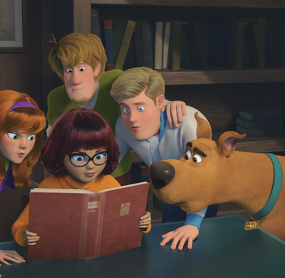 My Mini-Fangirl | Movie Review By Kids: SCOOB!