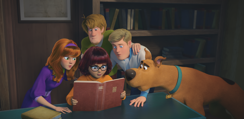SCOOB kid movie review by kids for kids