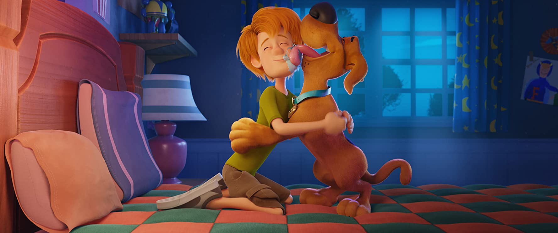 Scoob parent guide and movie review for parents