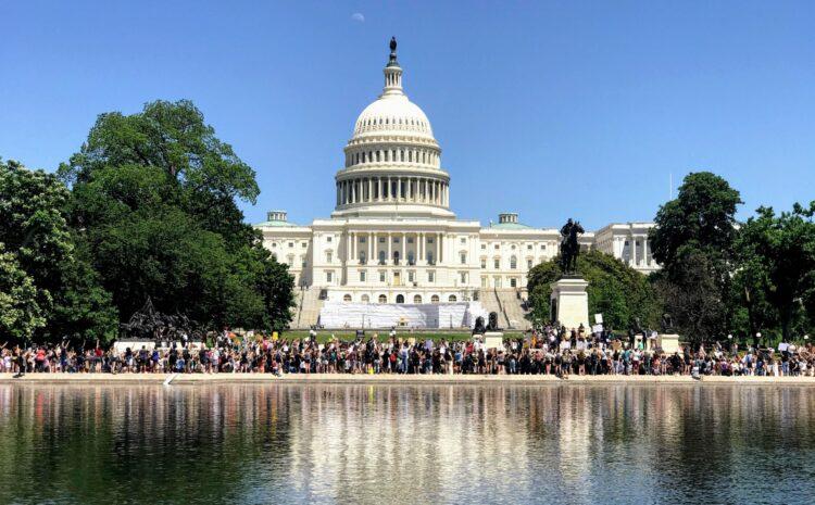 Washington DC Black Lives Matter Protest May 30, 2020