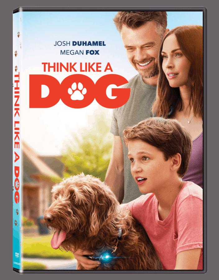 think like a dog on DVD