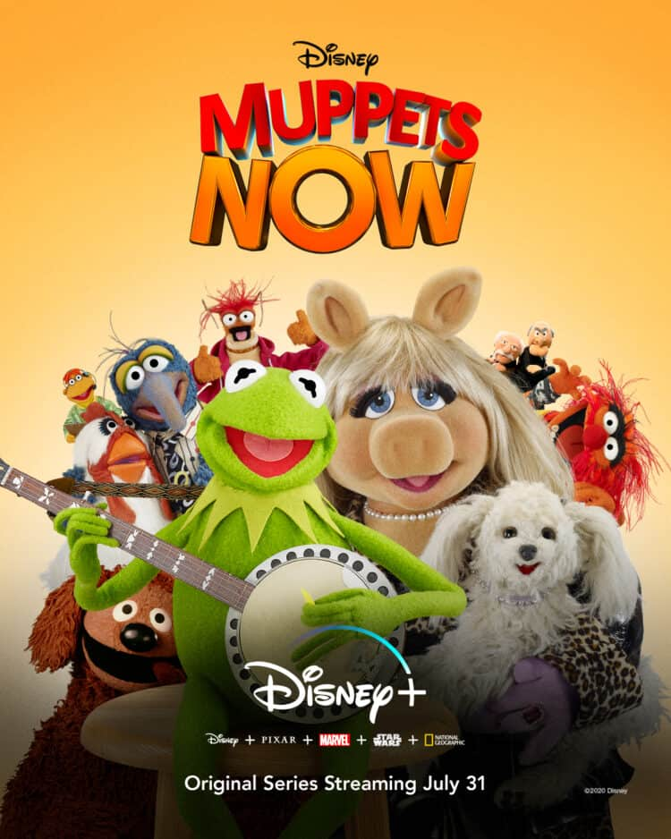 muppets now parent review