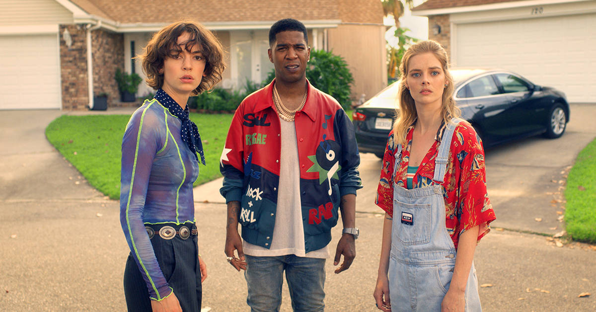 bill-ted-face-the-music-Brigette Lundy-Paine, Kid Cudi and Samara Weaving star in BILL-TED FACE THE MUSIC kid friendly