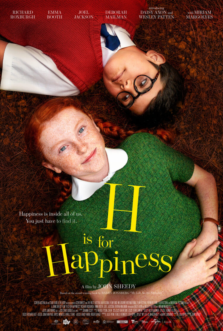 is h is for happiness safe for kids? Parent movie review