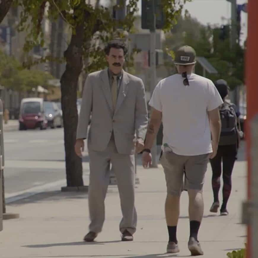 Hilarious Quotes From Borat 2: Subsequent Moviefilm