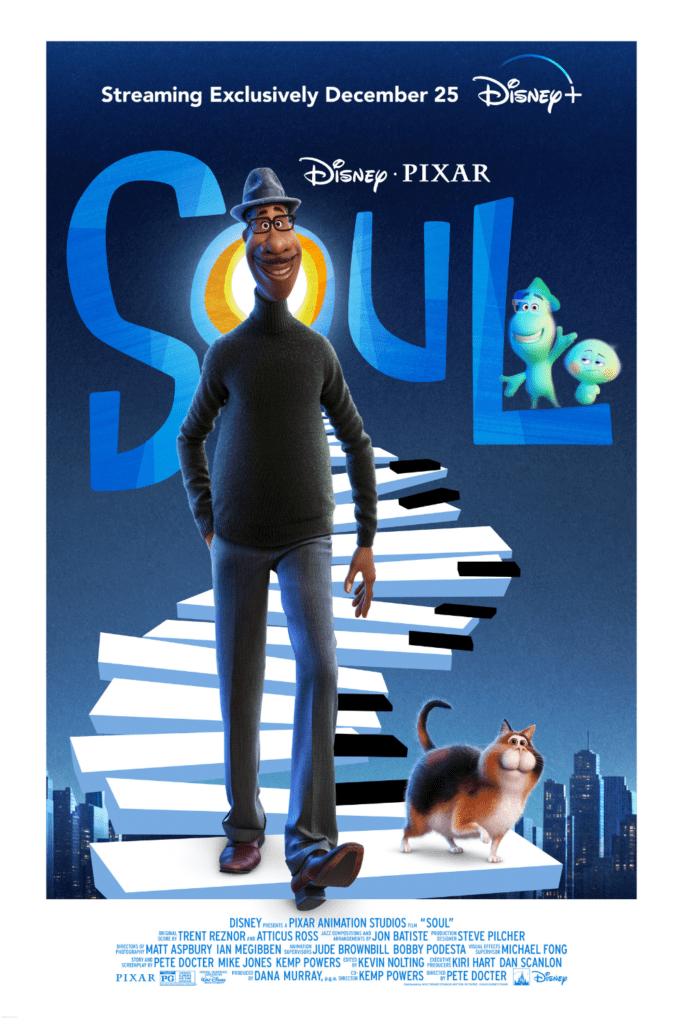 disneypixar soul poster is soul ok for kids?