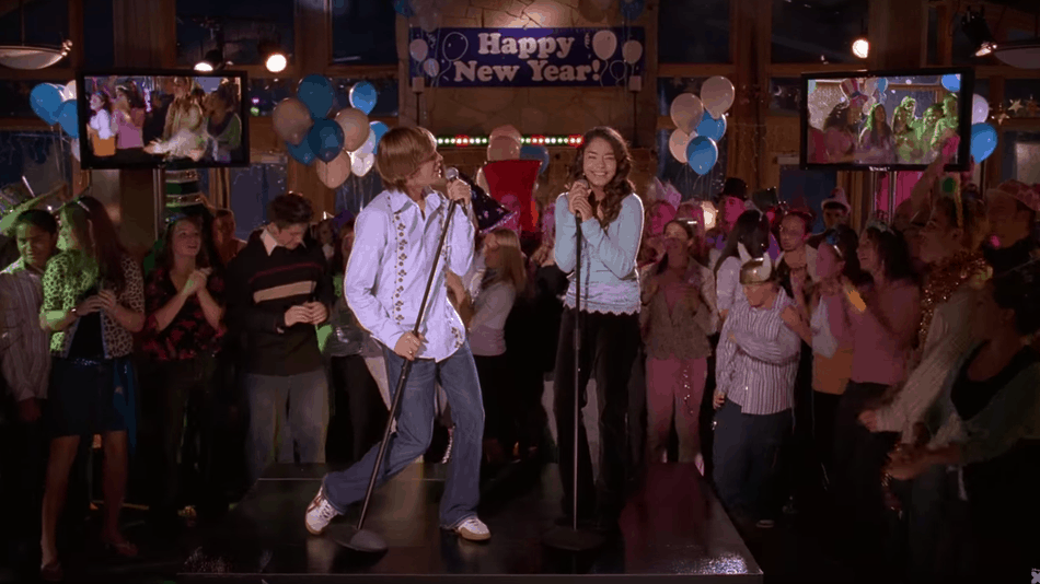high school musical new years eve movies