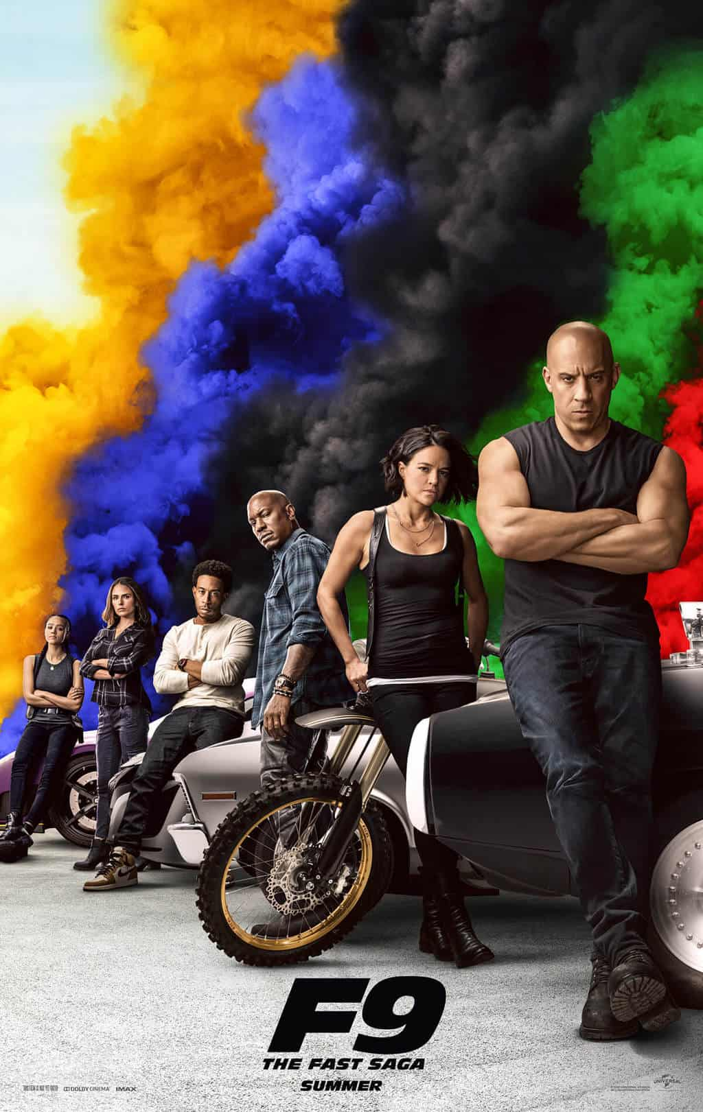 is F9 safe for kids? fast and furious parent movie guide