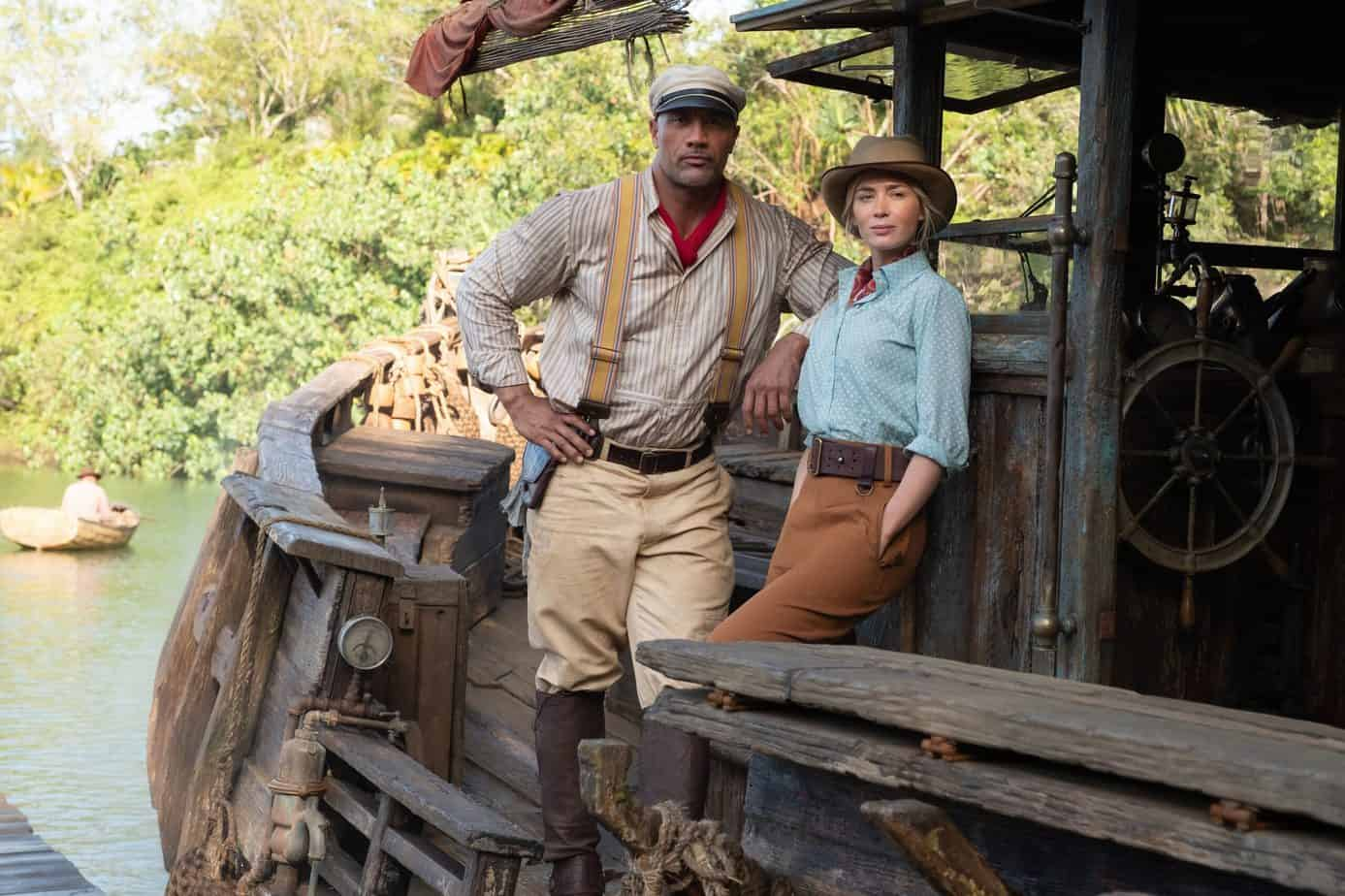 is jungle cruise movie safe for kids parent review