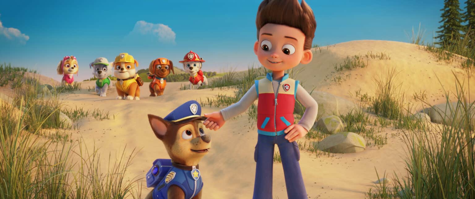 paw patrol parent movie review