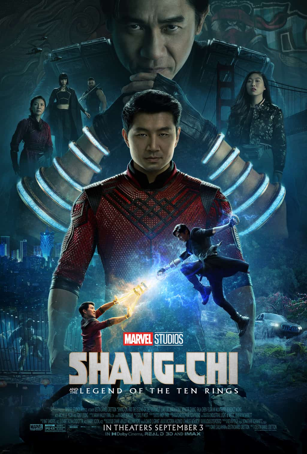 SHANG-CHI AND THE LEGEND OF THE TEN RINGS safe for kids? parent movie review