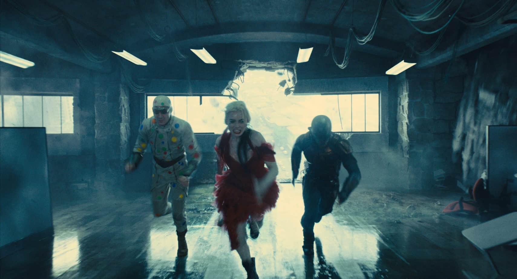 is suicide squad kid friendly and ok for kids?