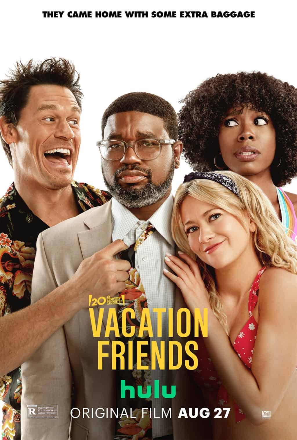 is VACATION FRIENDS safe for kids to watch